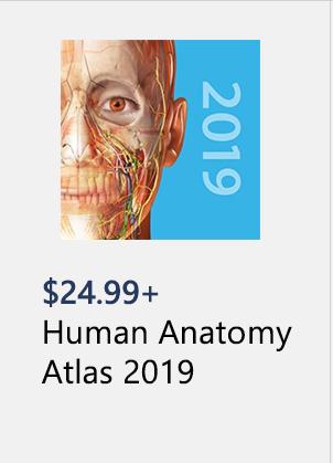 Human Anantomy Atlas 2019