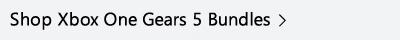 Shop Xbox One Gears 5 Bundles.